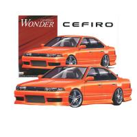 Сборная модель Aoshima Nissan Wonder A31 Cefiro 1990 The Tuned Car 05513
