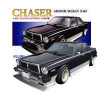 Сборная модель Fujimi Toyota Chaser 4 Door Sedan X40 03875