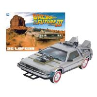 Сборная модель DeLorean DMC-12 'Back to the Future Part 3' 01187