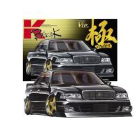 Сборная модель Aoshima Toyota Crown Majesta K-BREAK 00154
