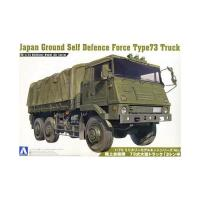 Сборная модель Aoshima Japan ground self defense force type 73 truck 00234
