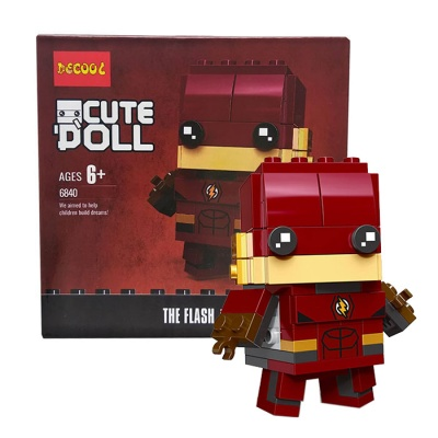 Конструктор Decool Cute Doll DC Флэш 6840